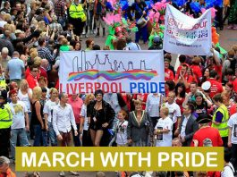 Liverpool Pride March