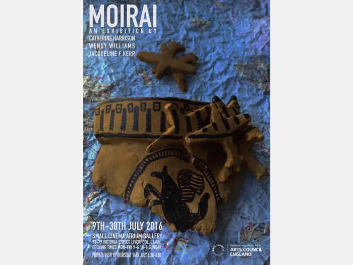 Atrium Gallery: Biennial Fringe: Moirai - SCI Artists Group Show