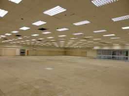 Studio Viewing: Old Co-Op Space in Garston