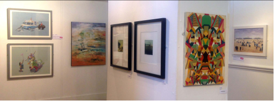 Chapel Gallery: West Lancashire Open Exhibition 2016