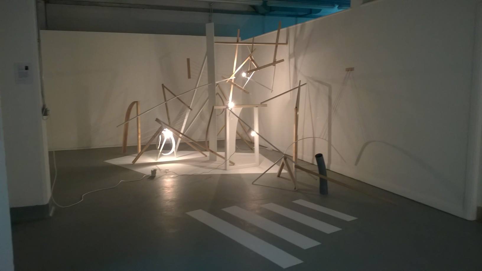 Arena Gallery: Stephanie Miello - Depending on What's There