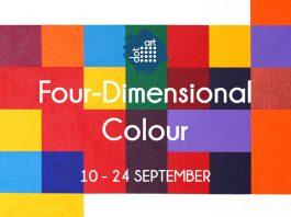 dot-art: Four-Dimensional Colour Exhibition