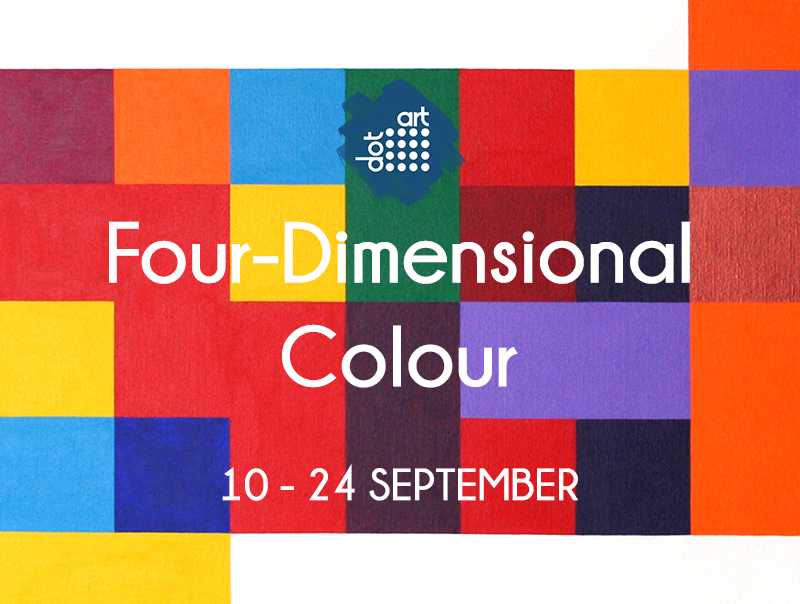 dot-art: Four-Dimensional Colour Exhibition