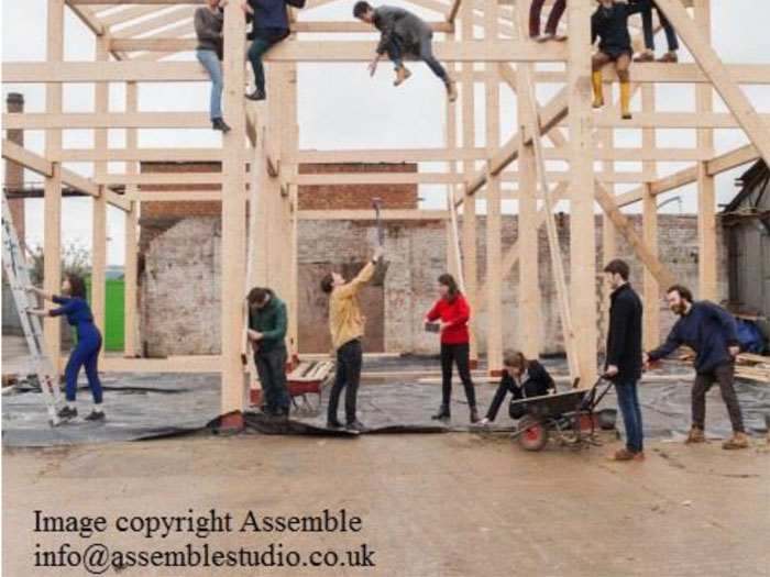 Open Eye Gallery: Government and Housing in a Time of Crisis: Debate