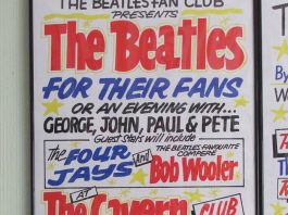 View Two Gallery: Tony Booth, Beatles Posters