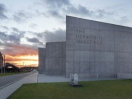 Study Trip to The Hepworth Wakefield