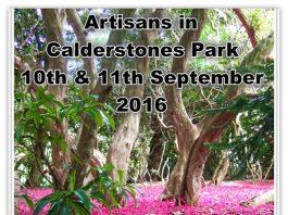 Artisans at Calderstones Park - Open Heritage Days