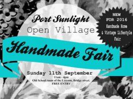 Port Sunlight: Handmade Fair