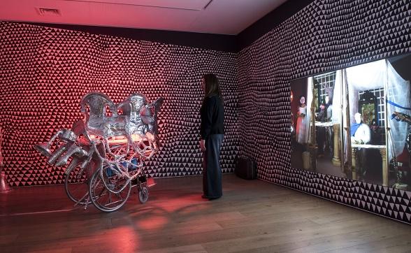 Liverpool Biennial 2016: Curator Tour: Open Eye Gallery