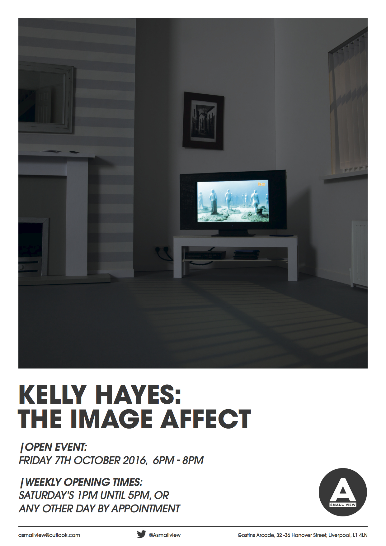 A Small View: Kelly Hayes, The Image Affect