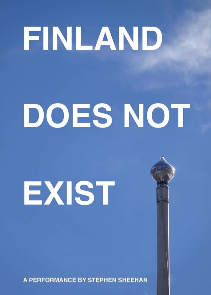 Crown Building Studios: A Particular Act: FINLAND DOES NOT EXIST