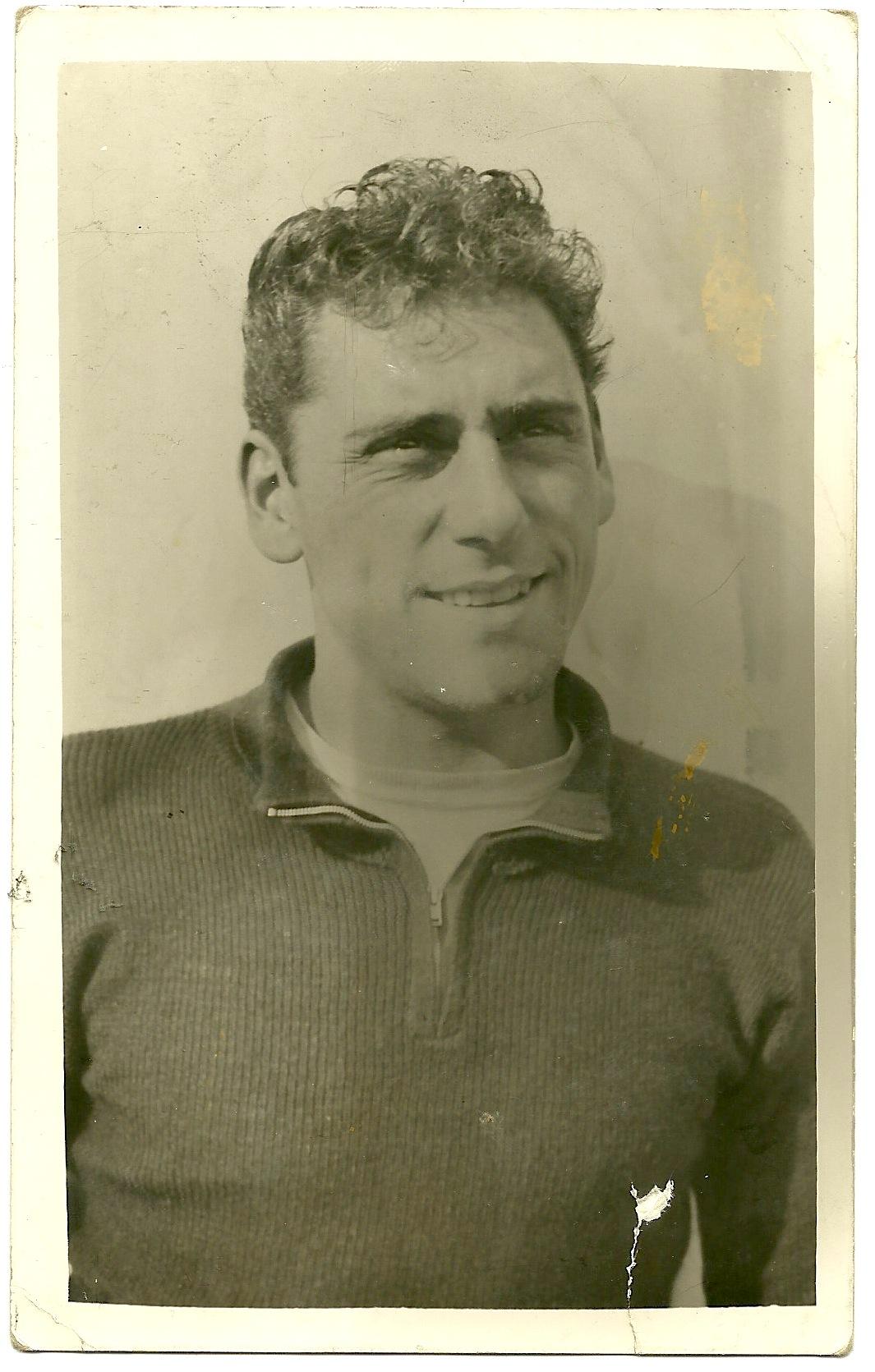 The Shipping Forcast: Harry Stedman & The Cunard Yanks