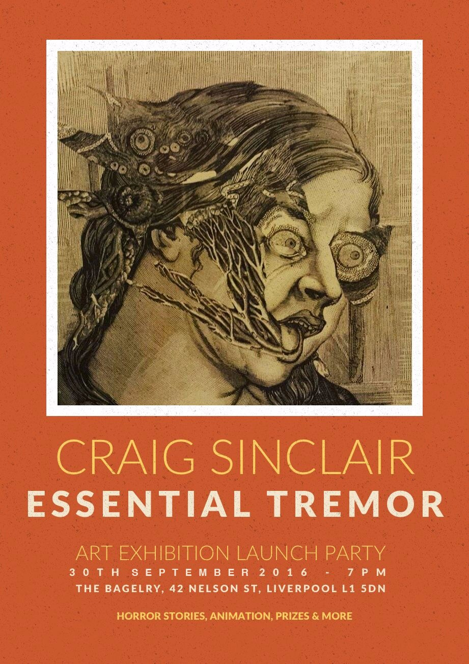 The Bagelry: Craig Sinclair, Essential Tremor