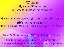 The Adelphi: The Artisan Collective September Handmade Arts & Crafts Market