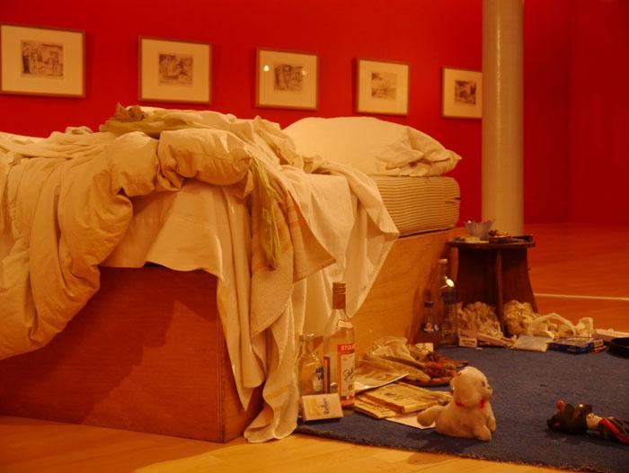 Art Club, February 2017: Tracey Emin & William Blake at Tate Liverpool