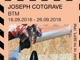 The Trophy Room: Joe Cotgrave, BTM