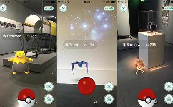 FACT: Pokémon Go Biennial Trails: Liverpool Biennial 2016