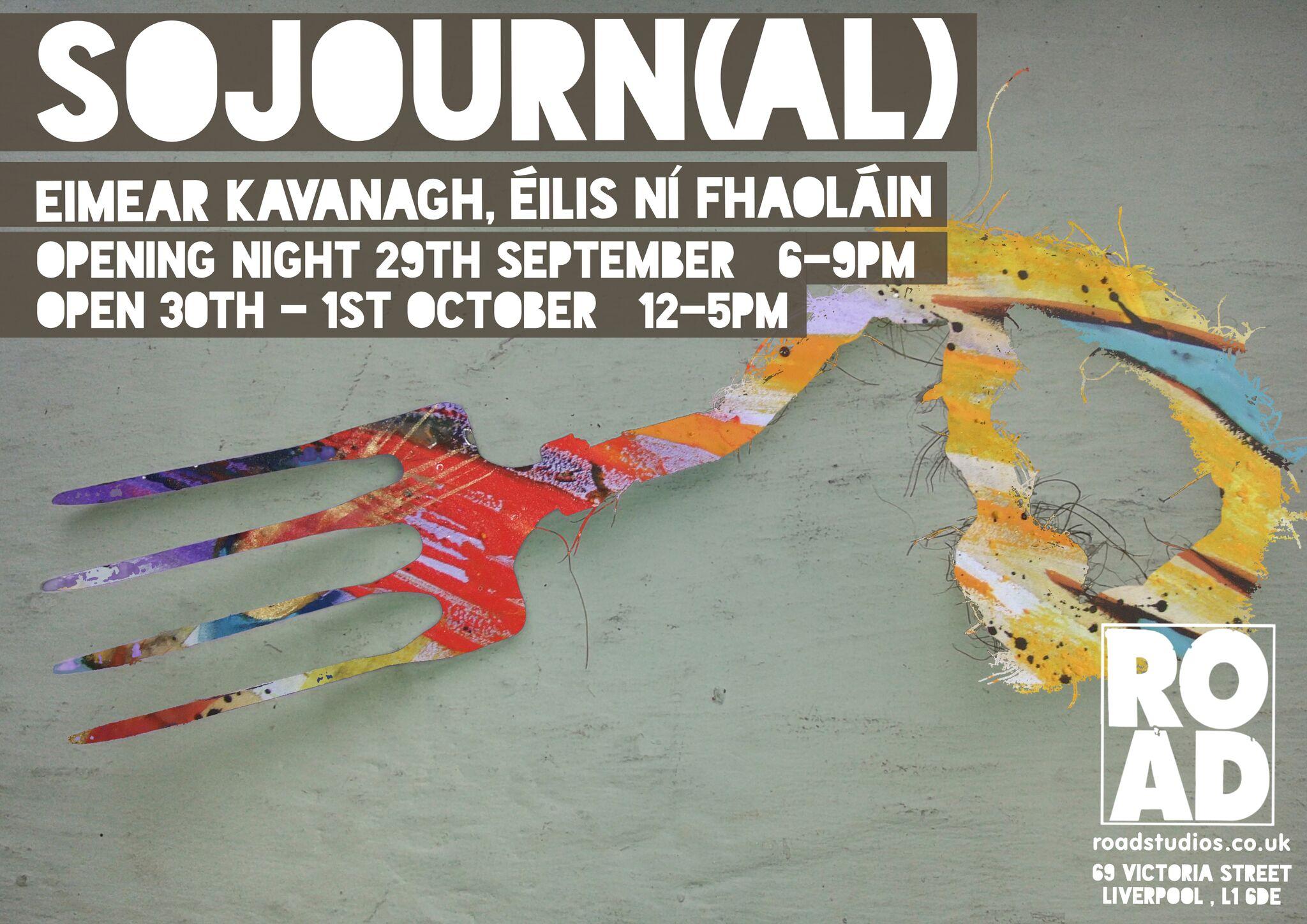 Road Studios: Sojourn(al), Eimear Kavanagh & Eilis Ní Fhaoláin