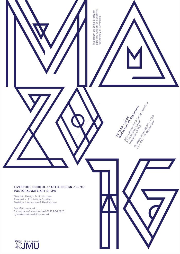 John Lennon Art & Design Building: LSAD / LJMU: Postgraduate Art Show