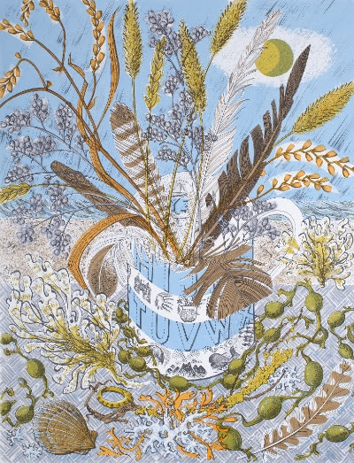Bluecoat Display Centre: Nature Study, Angie Lewin