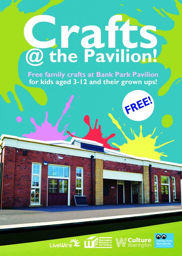 Bank Park: Crafty Saturdays at Bank Park