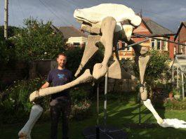 Birkenhead Priory: Gavin Rymill's Dinousaurs