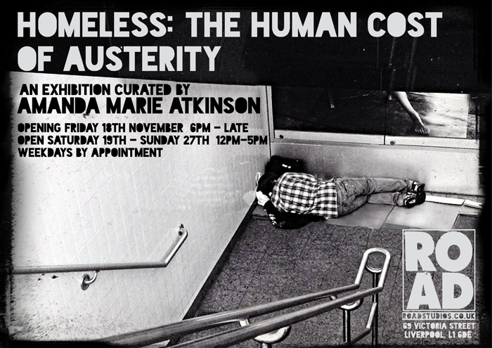 Road Studios: Homeless: the human cost of austerity