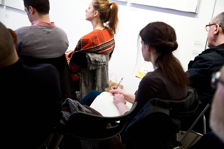 Open Eye Gallery: Open Writing Workshop