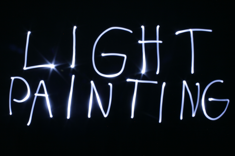 Open Eye: Light Painting