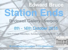 Bridewell Gallery Liverpool: Station Ends, Edward Bruce