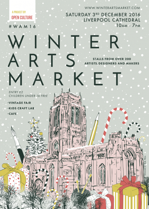 Liverpool Cathedral: Winter Arts Market