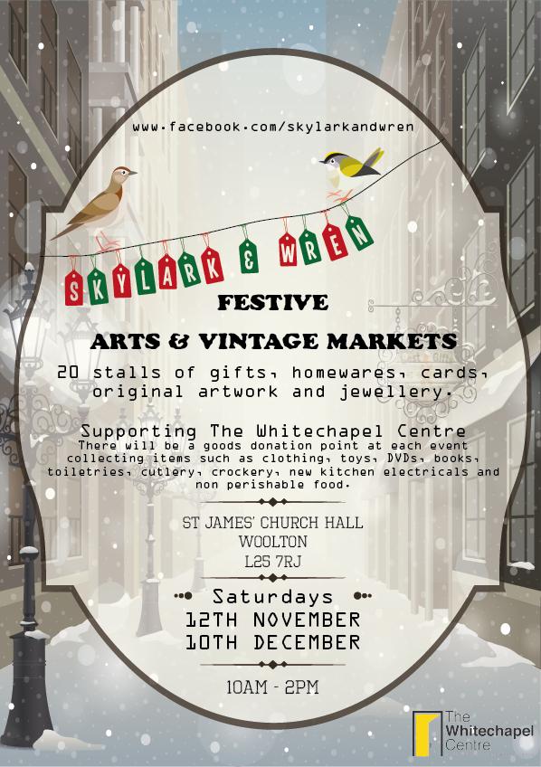 Woolton: Skylark & Wren Festive Markets