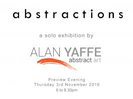 The Gallery Liverpool: abstractions, Alan Yaffe