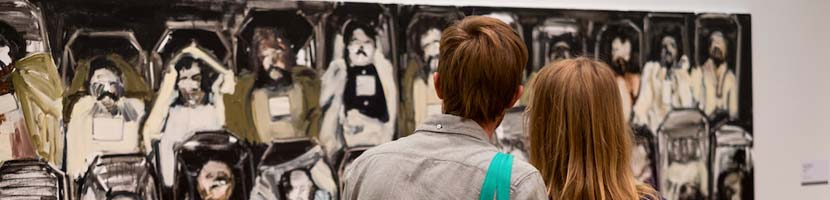 Walker Art Gallery: Talk Tuesday: John Moores Painting Prize 2016