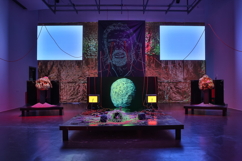 Walker Art Gallery: Benedict Drew: KAPUT
