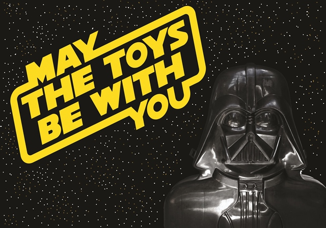 The Atkinson: May the Toys be With You