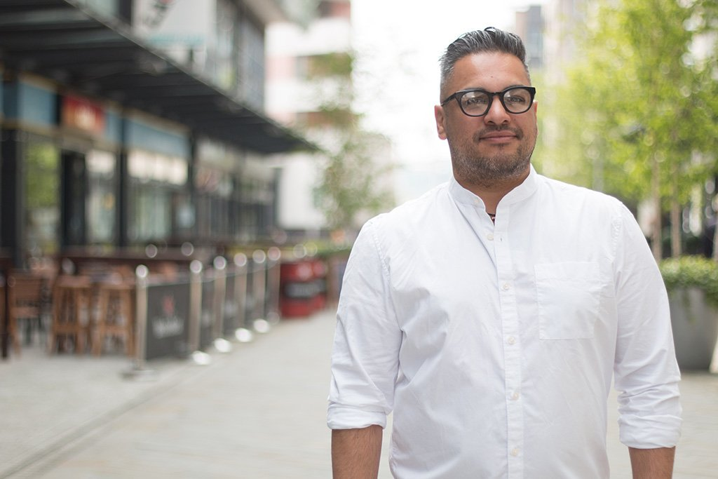 Bluecoat: The Good Immigrant -- Nikesh Shukla