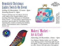 Chapel Gallery: Christmas Arts & Craft Markets