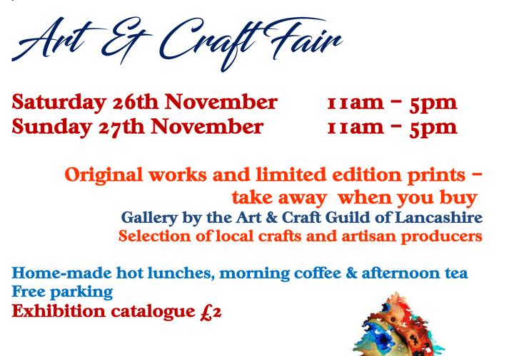 Crosby Hall Educational Trust: Art & Craft Fair