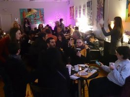 DoES Liverpool: Liverpool Artists' Network Meeting – 'Presentations Special'