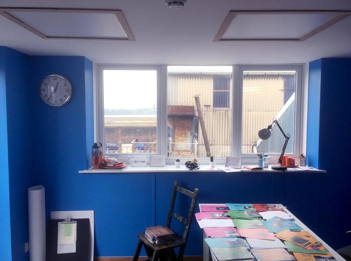 Make Liverpool's North Dock Studios