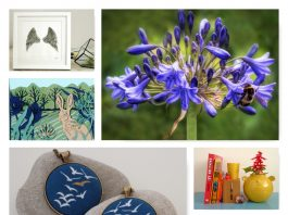 Artists and Makers at Ness Christmas Fair