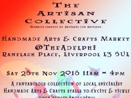 The Adelphi: The Artisan Collective November Handmade Arts & Crafts Market