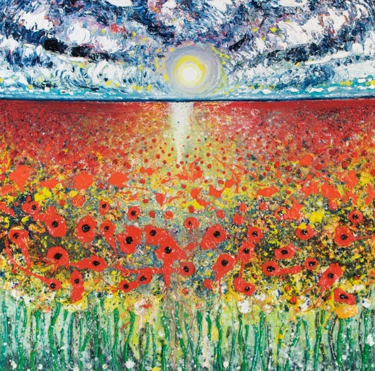 Martin Luther King Jr Building: Scarlett Raven / Marc Marot Augmented Reality Artists