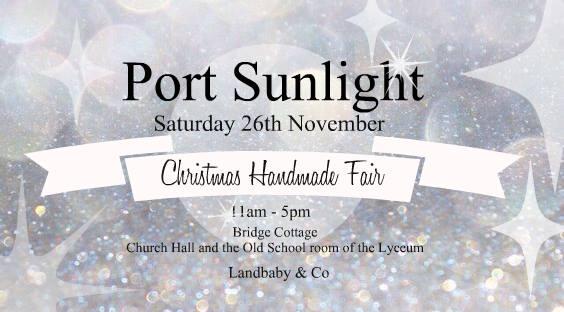 Lyceum: Port Sunlight Christmas Handmade Fair
