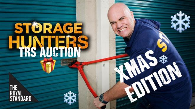 The Royal Standard: Storage Hunters: TRS Christmas Edition