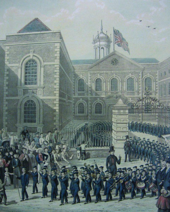 bluecoat 300 year history