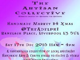 The Adelphi: The Artisan Collective Handmade Arts & Crafts B4 Xmas Market