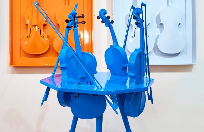 Alex Corina, Blue, Lark Lane Art Works
