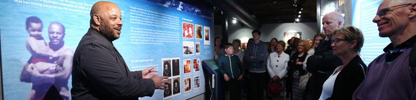 International Slavery Museum: Tour: Afro Supa Hero